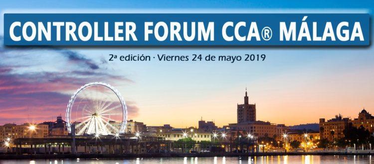CONTROLLER FORUM CCA MALAGA 2019